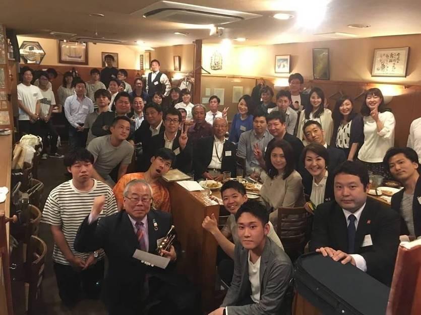 甲樽会第9回例会(初オンライン開催)