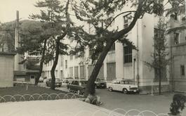 1971年の校舎