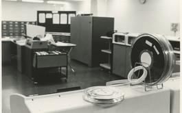 電算室3、磁気テープ