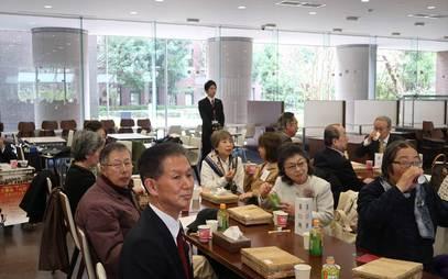 入学宣誓式・昼食会