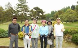 春季ゴルフコンペ2018