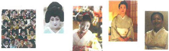 総会とは名ばかりの実は真昼間から舞子・芸子を侍らせての大宴会