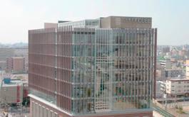 西宮キャンパス 2009年マネンジメント創造学部(愛称CUBE)開設