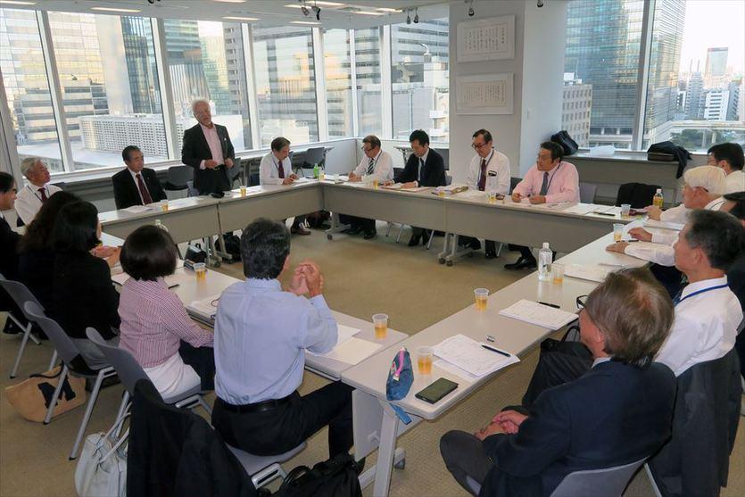 理事会を東京で初開催