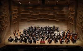 「甲南学園創立100周年祝祭交響楽団 貴志康一生誕110周年記念演奏会」が終演しました。