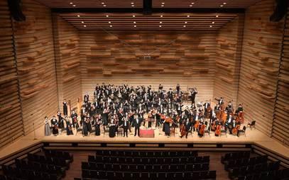 甲南学園創立100周年祝祭交響楽団・貴志康一生誕110周年記念演奏会に沖縄甲南会から会員2名が参加