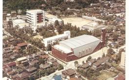 1967年の大学全景