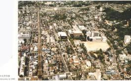 1980年の大学全景
