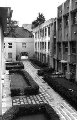 震災前の甲南大学-3-4