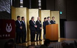 大阪甲南会2019年2月新年例会報告