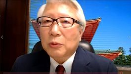 大学同窓会・樫畑副会長